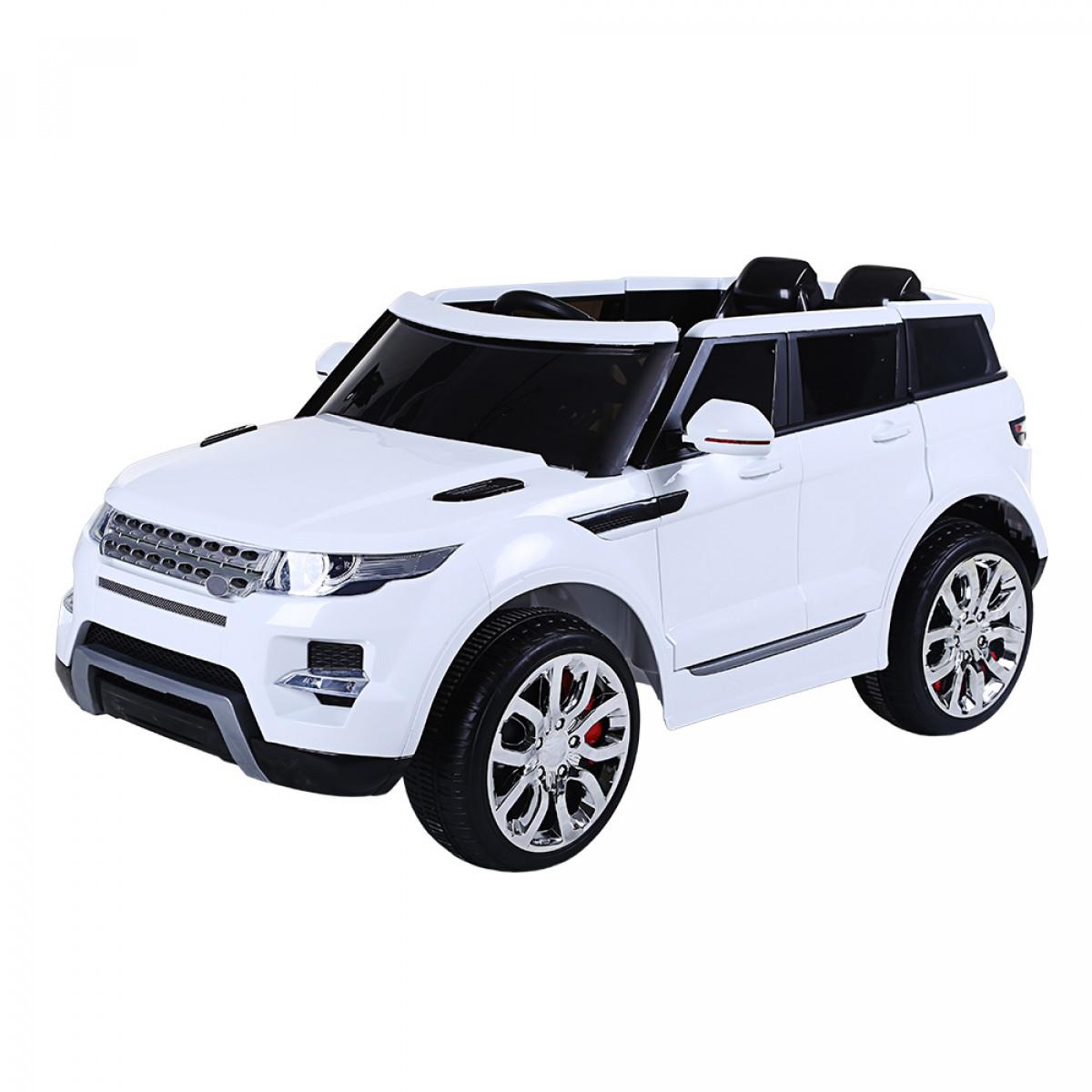 BEBESIT Land Rover Blanca