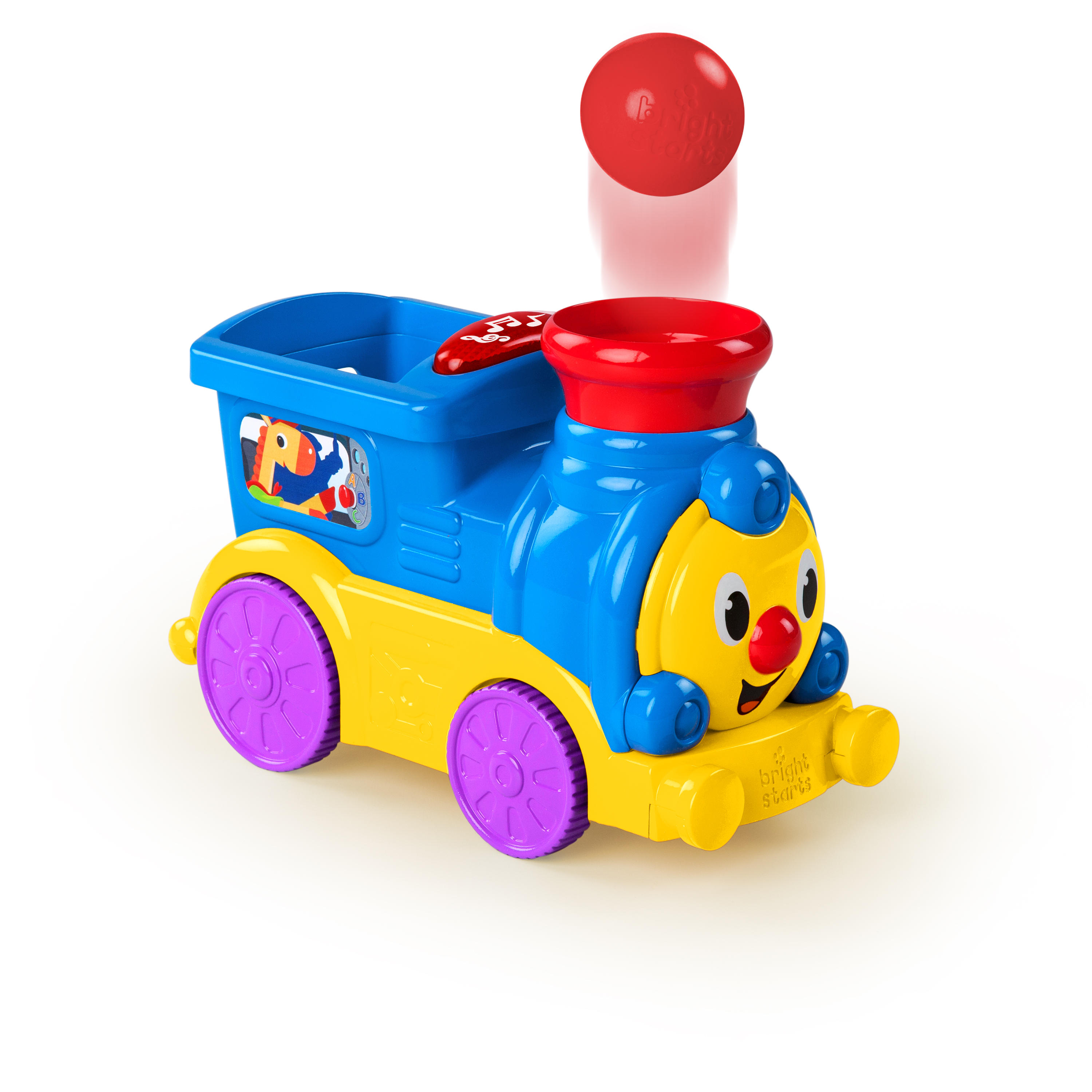 BRIGHT STARTS  Tren Roll & Pop