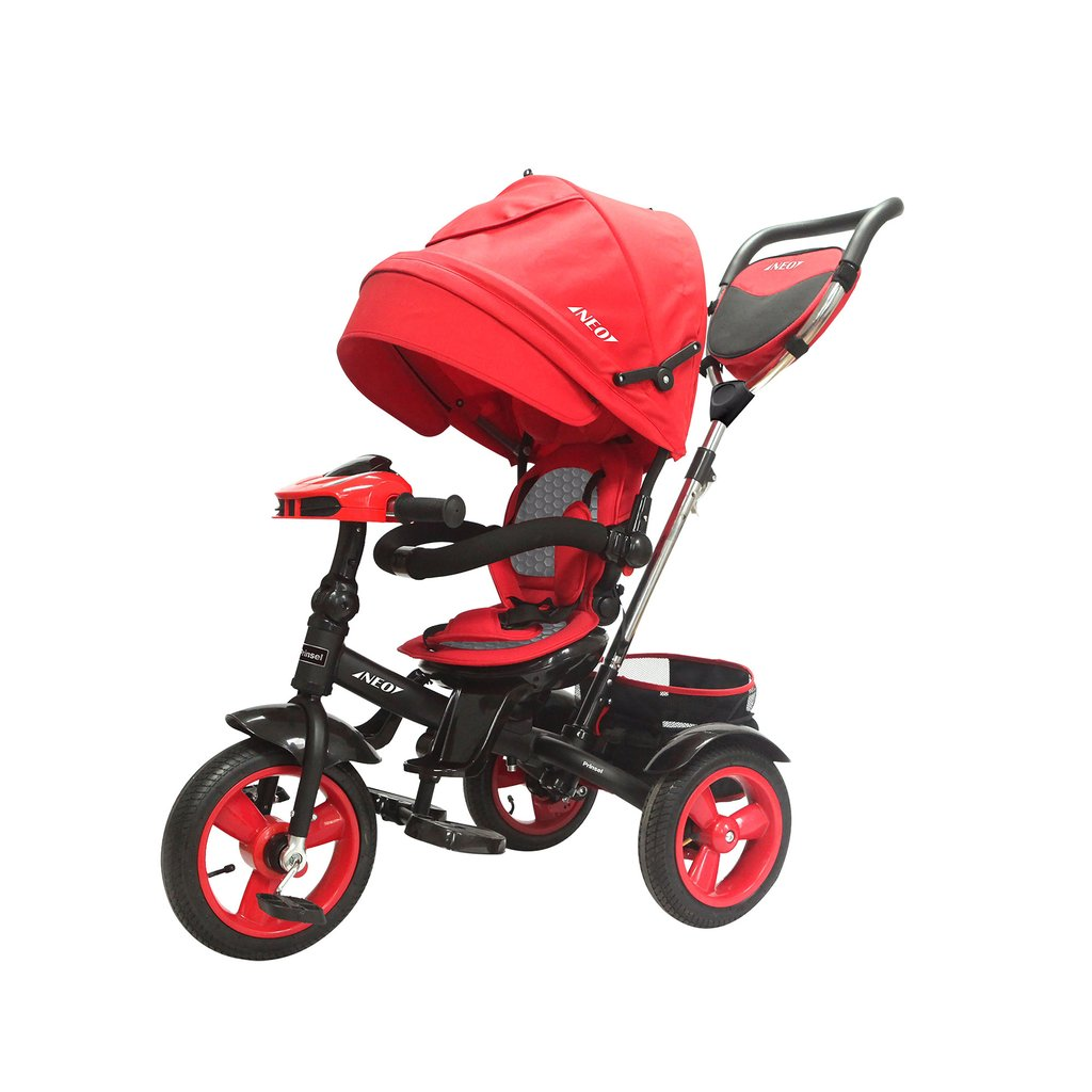 BEBESIT Triciclo Neo Rojo