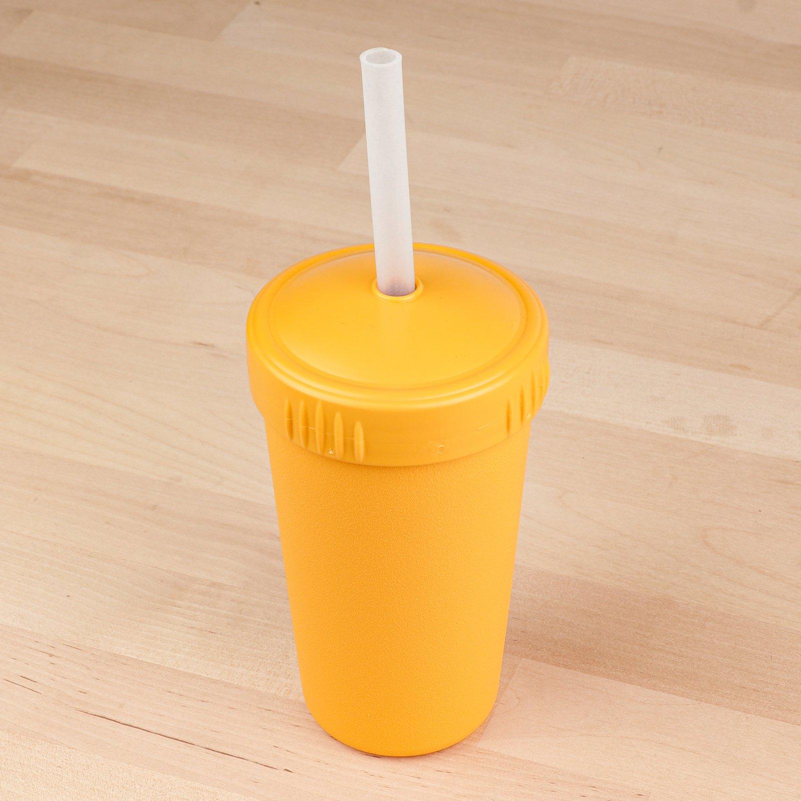 REPLAY vaso sorbito naranja