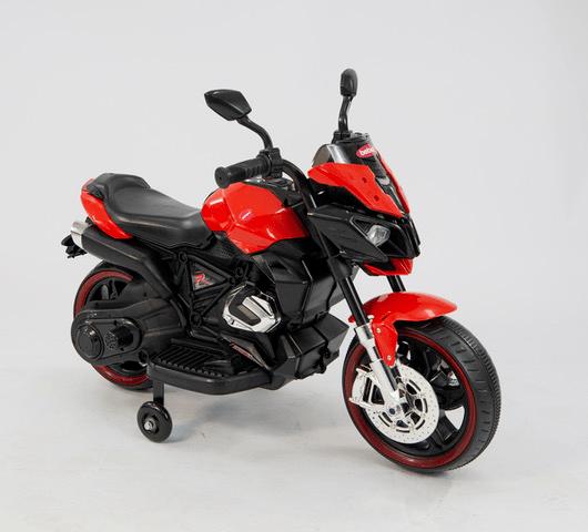Bebesit Moto APEX 6V rojo
