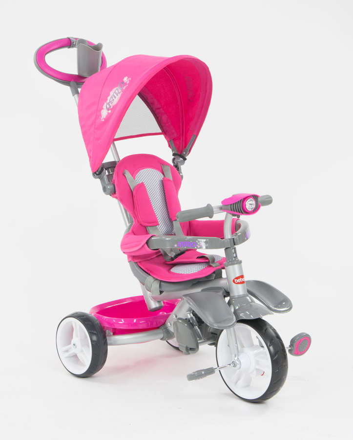 BEBESIT Triciclo Astro Rosa