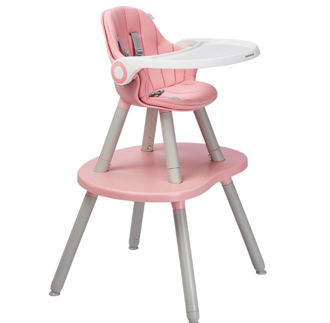 BEBESIT Baby Desk 3en1 Rosa