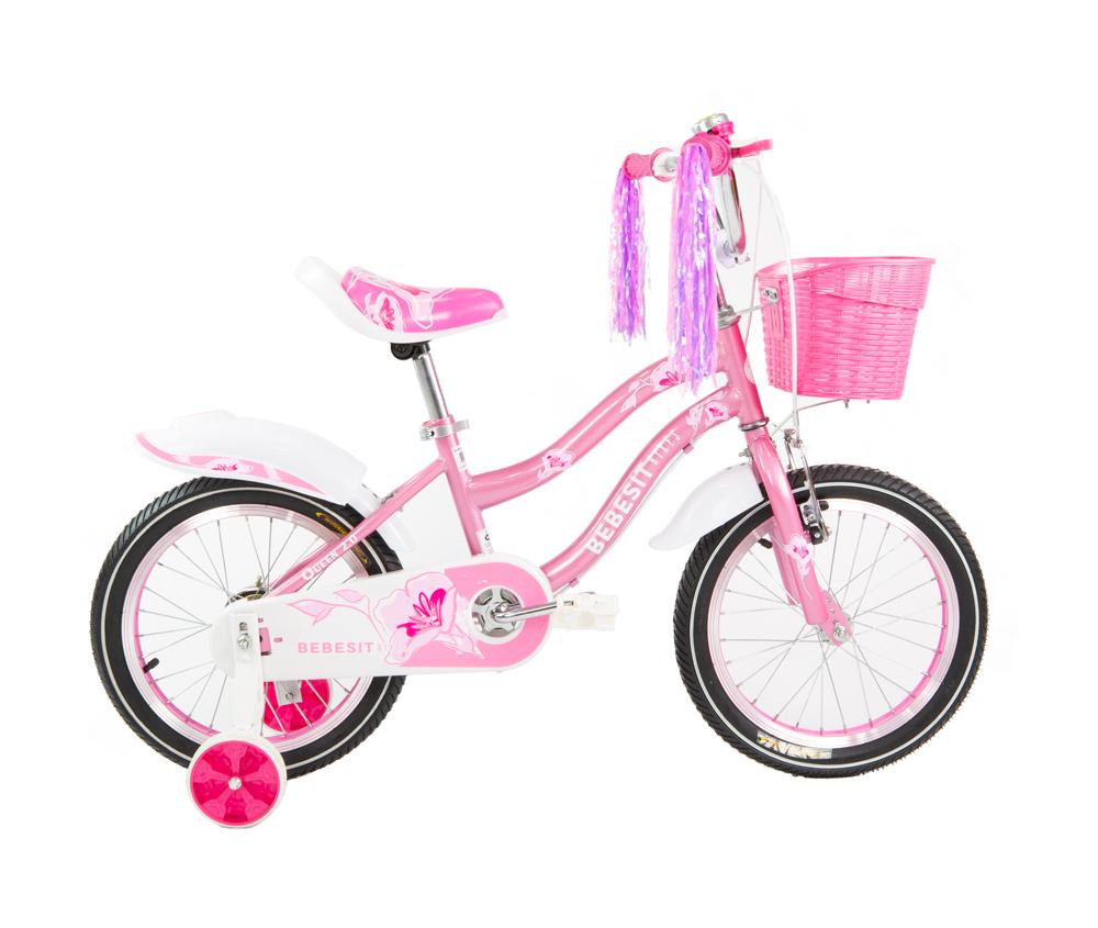 BEBESIT Bicicleta Queen Rd 16 Rosa