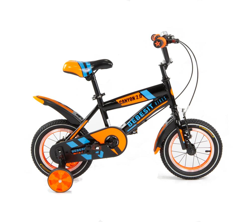 BEBESIT Bicicleta Canyon Rd 12 Naranja