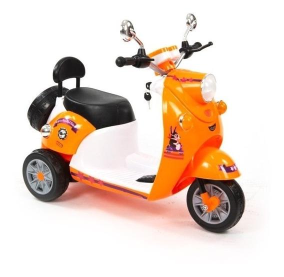 BEBESIT Scooby naranja