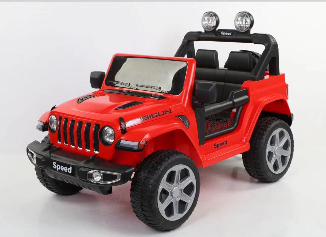 BEBESIT Jeep 12V Doble