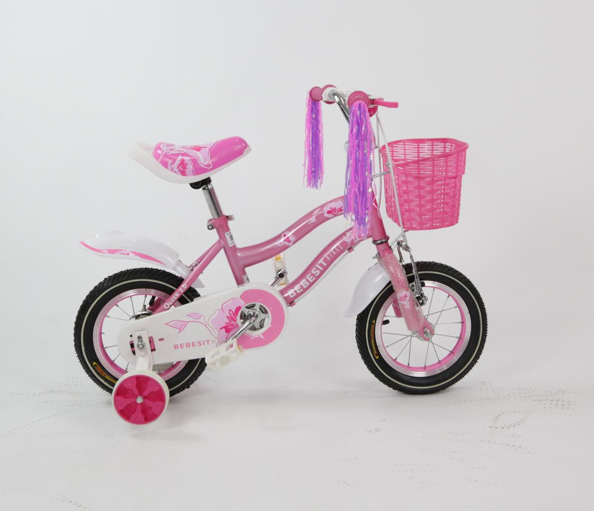 BEBESIT Bicicleta Queen rodado 12