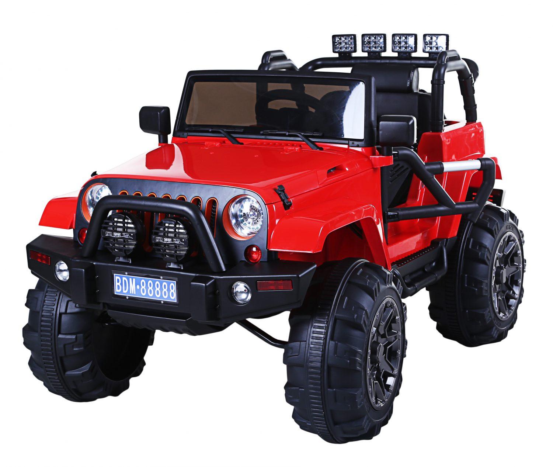 BEBESIT jeep Renegade Rojo