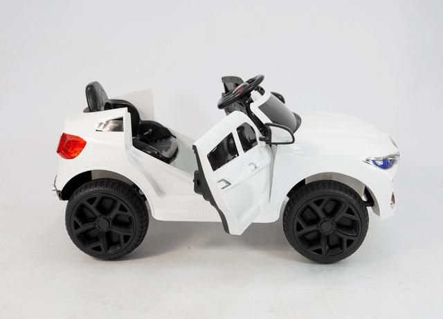 Bebesit Auto a Bateria SUV Deluxe 6V blanco