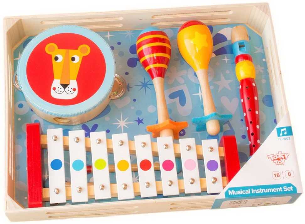 Tooky Toy Set Musical