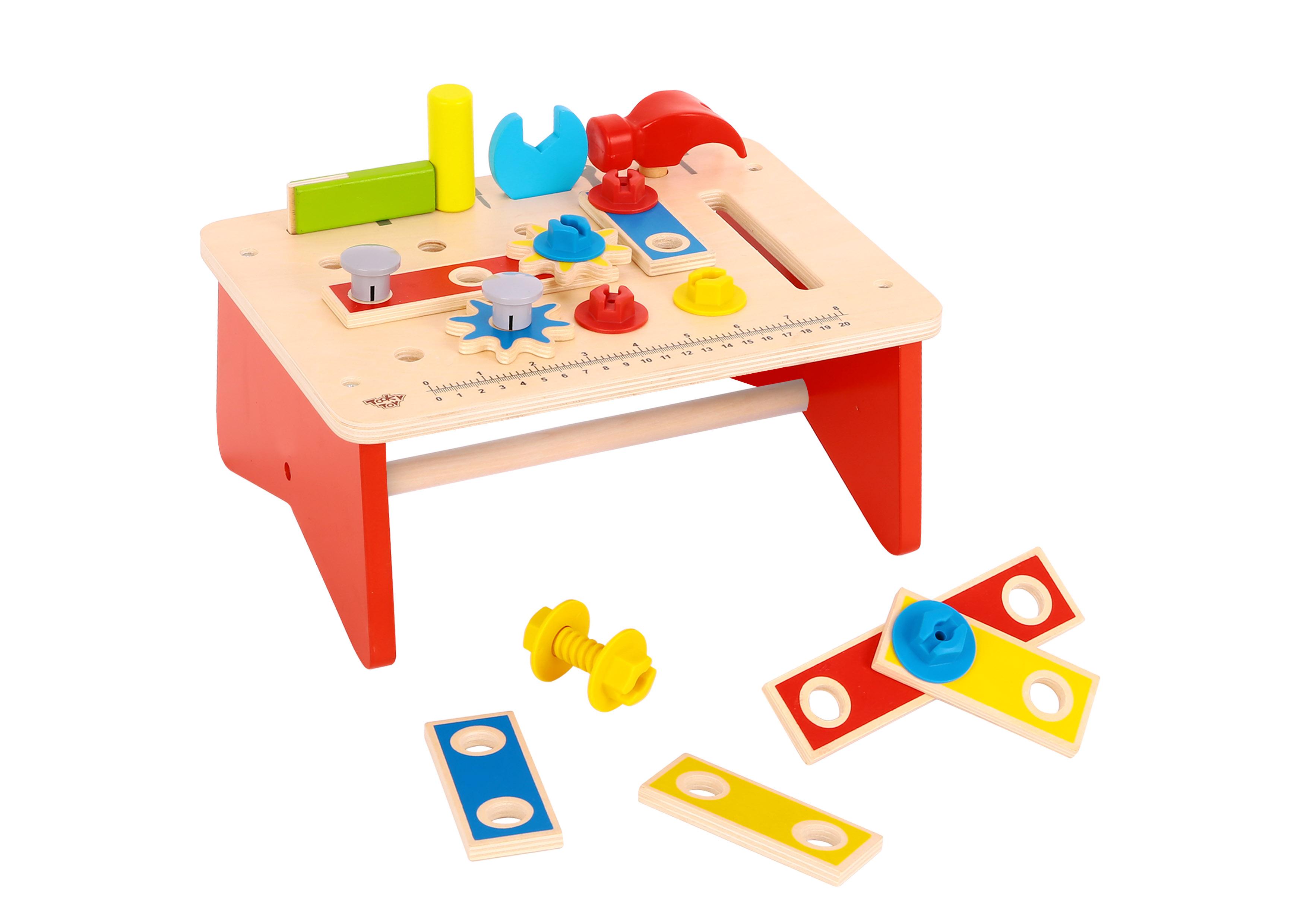 Tooky Toy Mesa de Trabajo