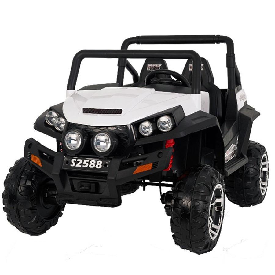 BEBESIT Jeep Polaris Blanco