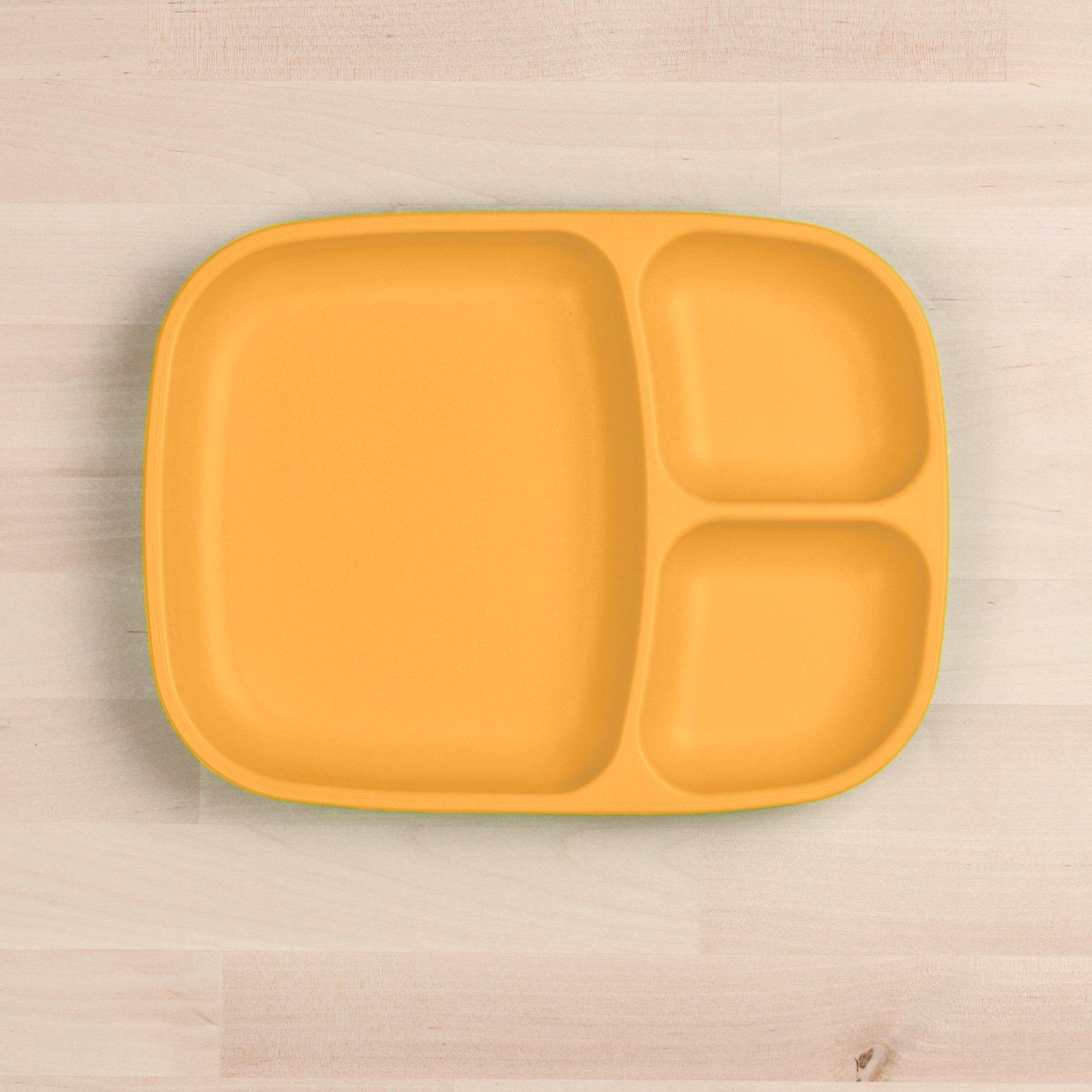 REPLAY plato grande divisiones amarillo