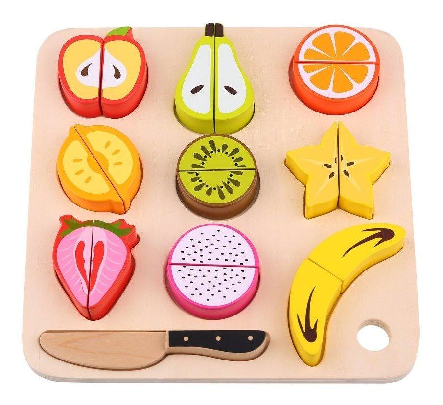 Tooky Toy Frutas para Cortar