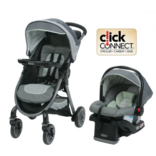GRACO Travel System Fast Action Fold