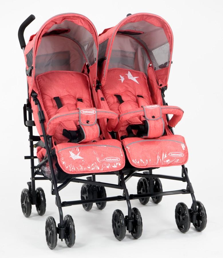 BEBESIT Twins Rojo