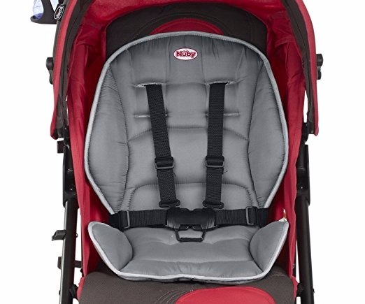 NUBY Asiento para coche reversible