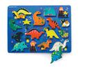 Crocodile Creek Puzzle Madera 16pzas Dinosaurios